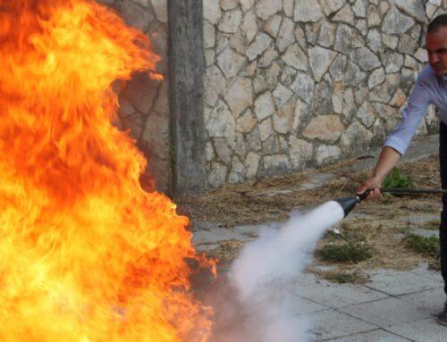 Formazione Addetto Antincendio a Rischio Elevato